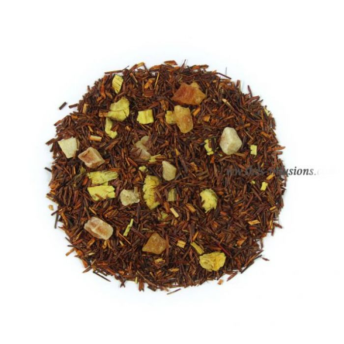 Rooibos orange, figue de cactus et réglisse