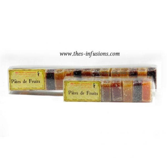 Pates de Fruits (160g-270g)