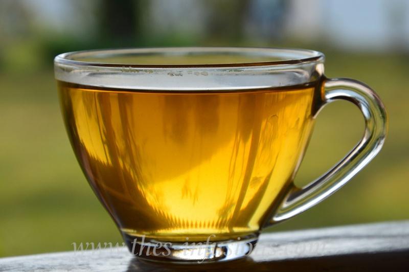 liqueur de thé first flush darjeeling
